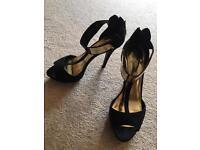 High heels New Look evening shoes