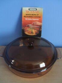 Microwave Browning Dish