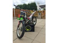 Beta 250 trials bike