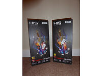 HIS Radeon HD 6950 graphic cards (Pair)