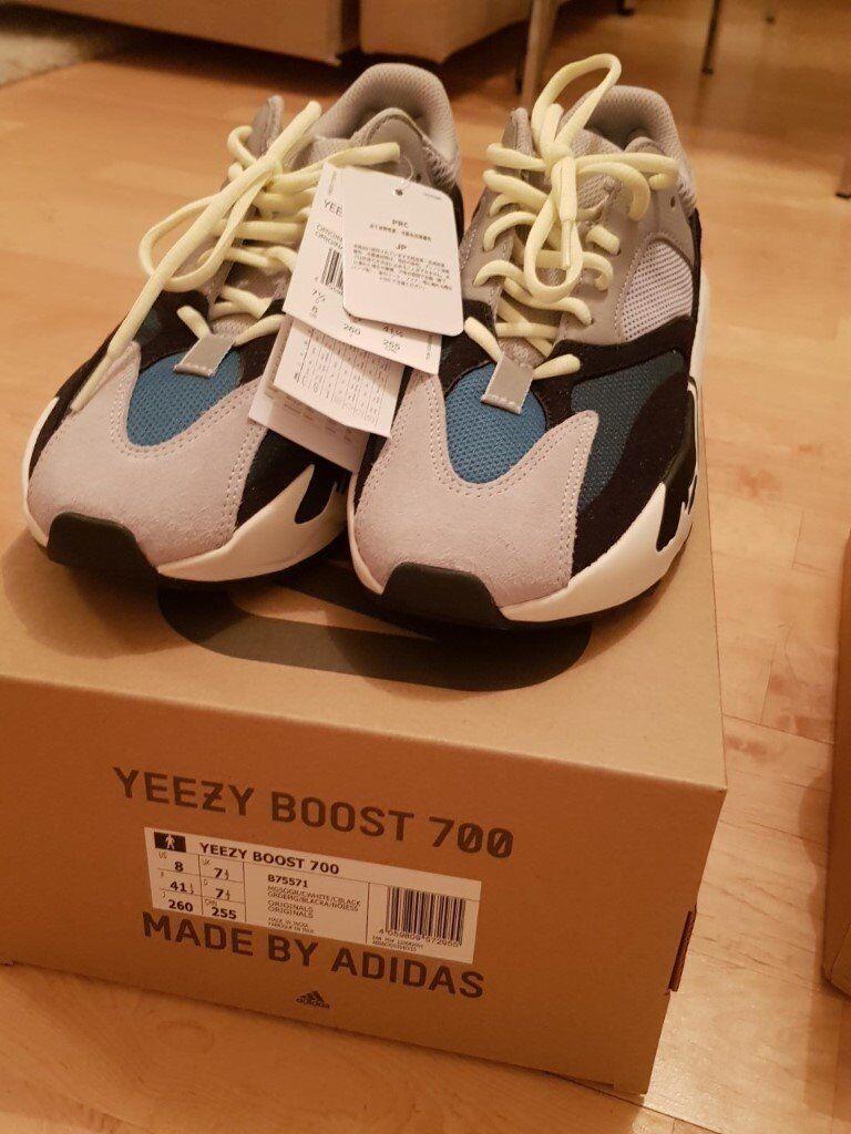 df67e8b5c25e4 adidas Yeezy Boost 700 Wave Runner Size UK 7.5