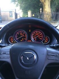 BARGIN! DONT MISS OUT! Mazda 6 58 Plate! Quick Sale! Need It Gone Today!