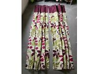 2 pairs of Curtains from Dunelm