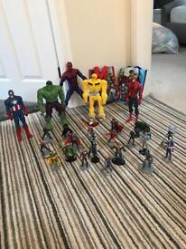 Super hero Figures