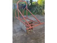Buggy / Go Kart Chassis / Frame (Welding, garage, project, DIY, quad, motorbike, motorsport)