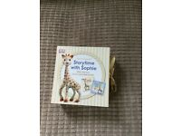 Sophie la giraffe books