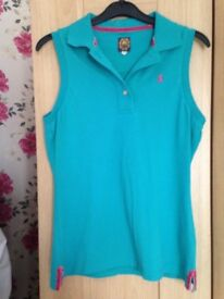 Joules top size 10