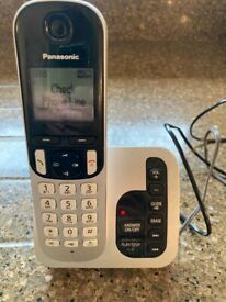 Panasonic landline handset - £25 new. Good working condition. Pick up in Victoria area only