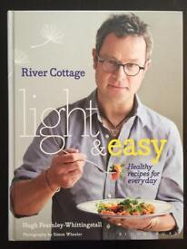 light & easy. Recipe book