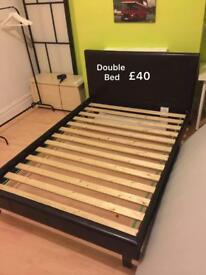 Used single and double bed for sale , all in very good condition !