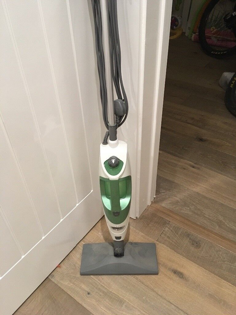 Shark Steam Mop Includes Carpet Glider And Cleaner Hose