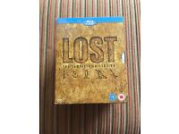 Lost blu ray boxset. Brand New