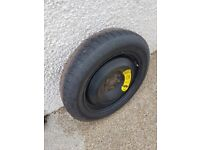 Ford spacesaver spare wheel