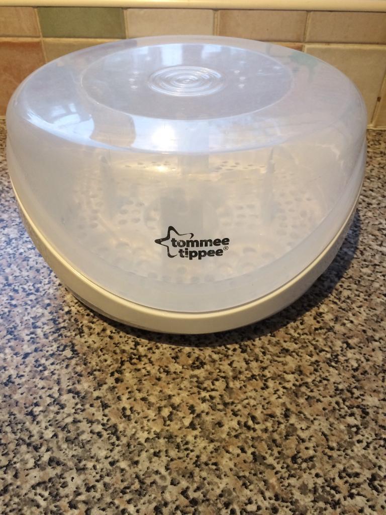 Tommie tippee microwave steriliser