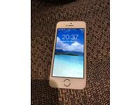 Apple IPhone 5S 16GB silver smartphone mobile phone