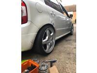 Mercedes M class/Vito van wheels for sale
