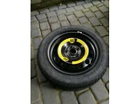 FULL SIZE SPARE WHEEL