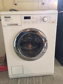 Miele W3922 honeycomb care washing machine.
