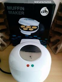 Hyundai Muffin Maker