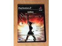 Dark alliance for PS2