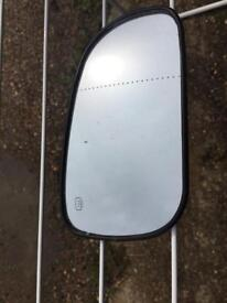 Volvo V70 offside driver door wing mirror