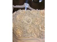 Alfred Angelo Diamond White Wedding Dress Size 16