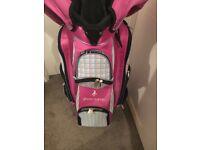 Miss Designer Golf Bag
