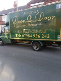 House removals man and van removals