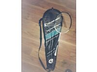 Badminton Racket and case