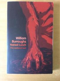 Naked Lunch-William S. Burroughs