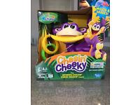 Brand new in box Chasin cheeky monkey game