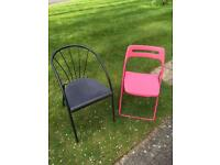 Collect of chairs