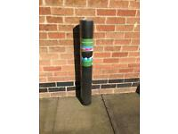 New ~ Kingfisher 25m x 1m Heavy Duty Weed Control fabric roll