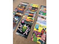 Job lot comics inc. 2000ad & Judge Dredd