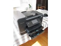 Lexmark Platinum Pro 905 Printer, Scanner & Fax, Double Tray, WiFi enabled, with ink cartridges