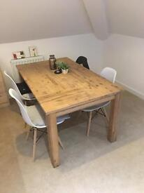 Dining Table + 4 x Chairs