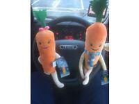 Aldi Kevin &Katie carrots