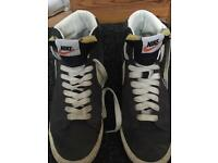 Men's/Boys Nike high tops size uk7