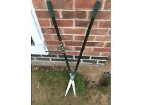 Wilkinson Sword Long Handled Garden Shears