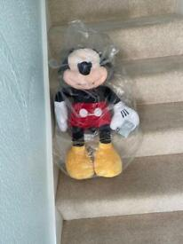 Mickey Mouse Soft Plush Toy