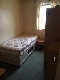 Single Bedroom/Flatshare avaiable in Harlow