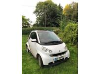 Smart Car ForTwo (Passion) 1.0l 150k Sorn Spares/Repair