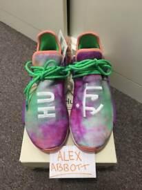 Adidas Pharrell Williams Human Race Holi - Coral
