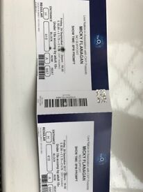Mickey Flanagan tickets