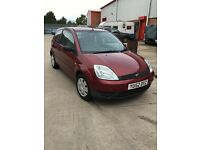 Ford Fiesta Finesse 1.3 VERY LOW MILAGE