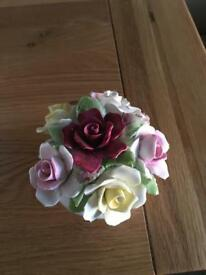 Royal Doulton Rose Basket