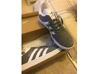 Adidas gazelles in range of colours and sizes