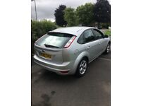 FORD FOCUS 1.6 S (SILVER) 2010