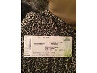 Paramore seating ticket x1 GLASGOW
