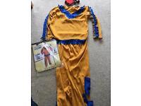 Boys American Indian fancy dress